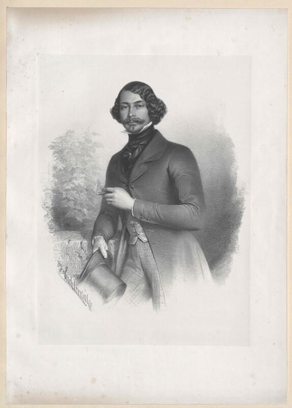 Lotzbeck auf Weyhern, Alfred Freiherr von