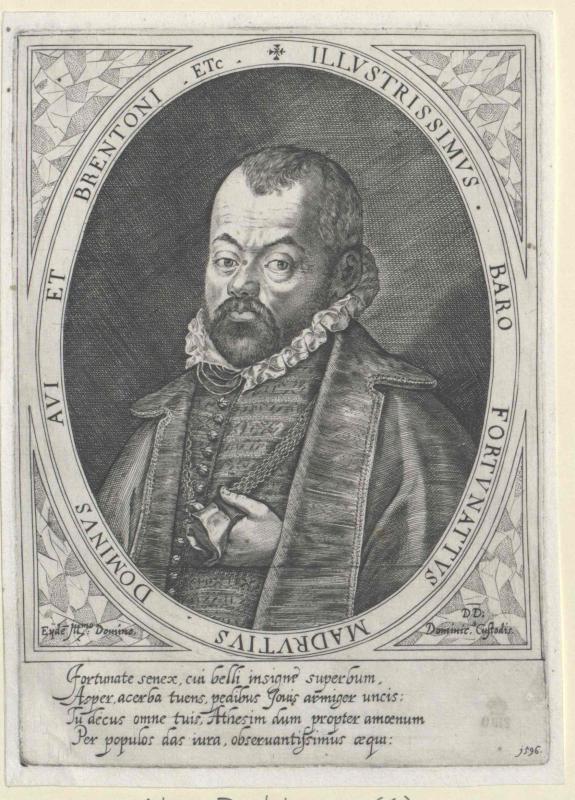 Madruzzi, Fortunatus Freiherr