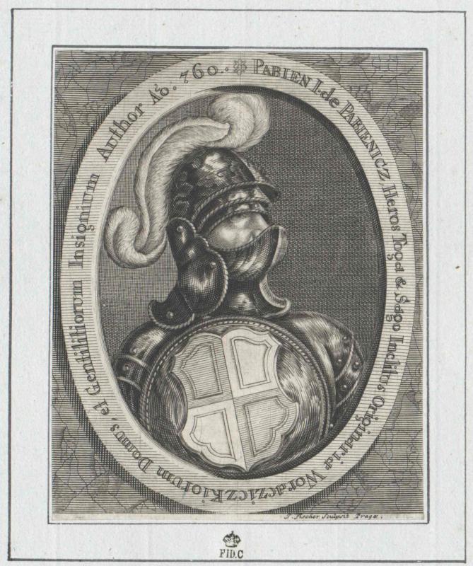 Pabien I. von Pabienitz