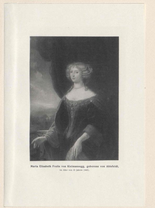 Ahlefeldt, Maria Elisabeth von
