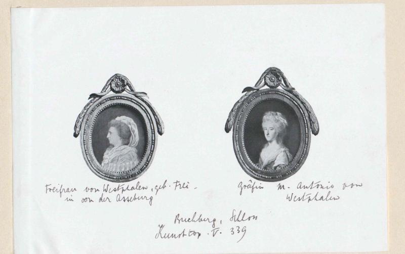 Asseburg, Ferdinandine Adolfine Gräfin