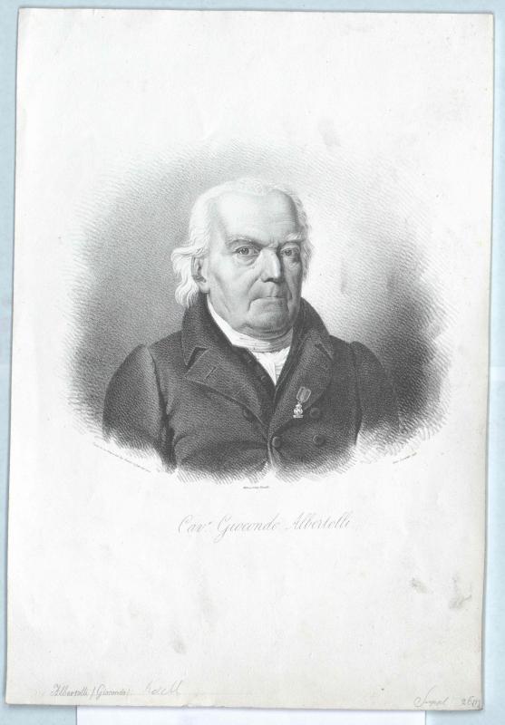 Albertolli, Giocondo