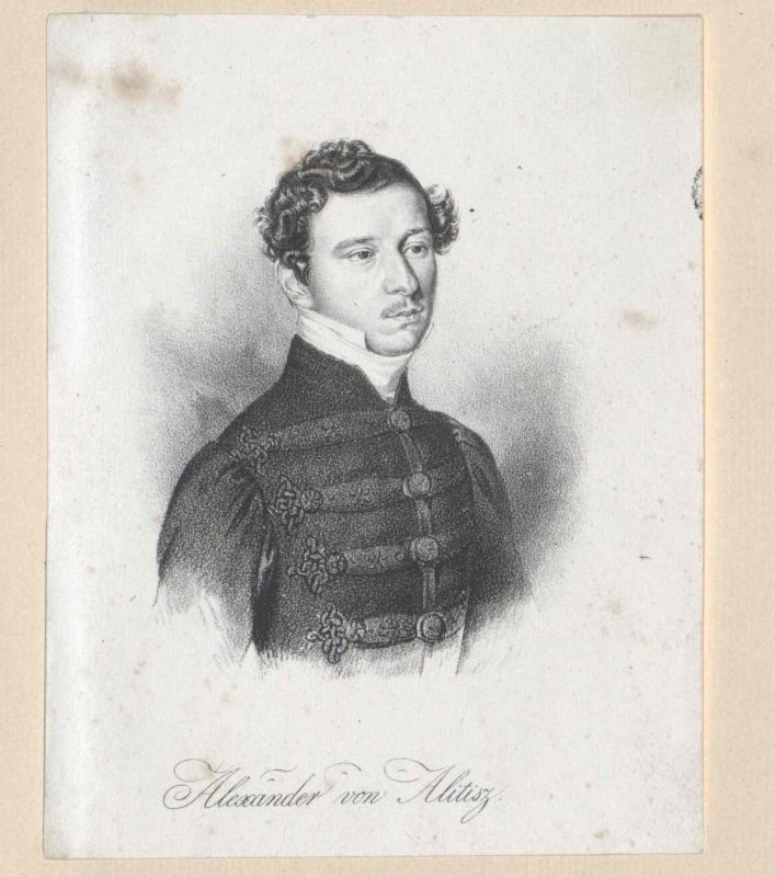 Alitisz, Stephan Alexander von