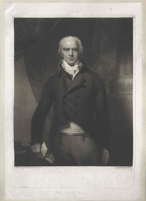 Antrobus, Sir Edmund 1. Baronet