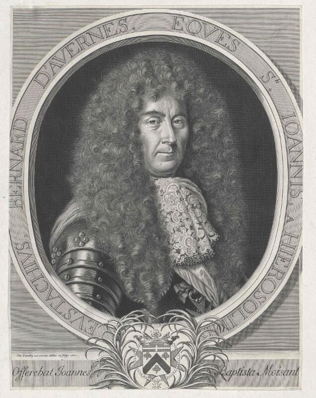 Bernard d'Avernes, Eustache