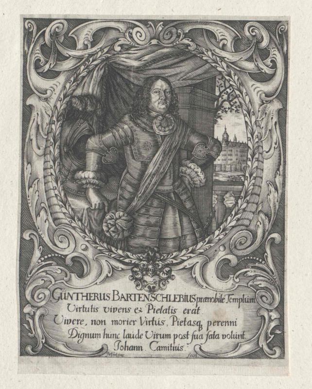 Bartensleben, Günther X. von
