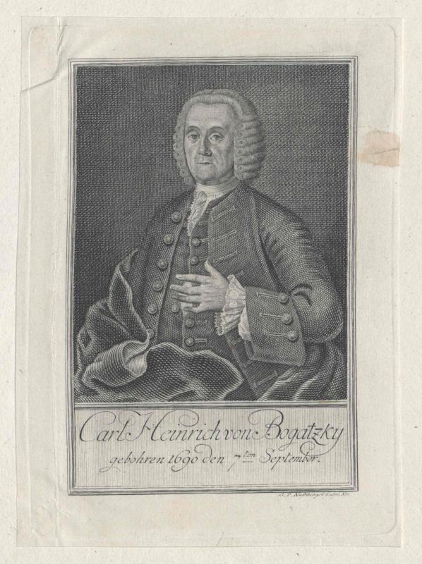 Bogatzky, Karl Heinrich von
