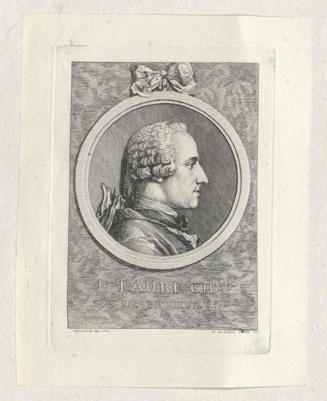 Le Tonnelier de Breteuil, Jacques Laure