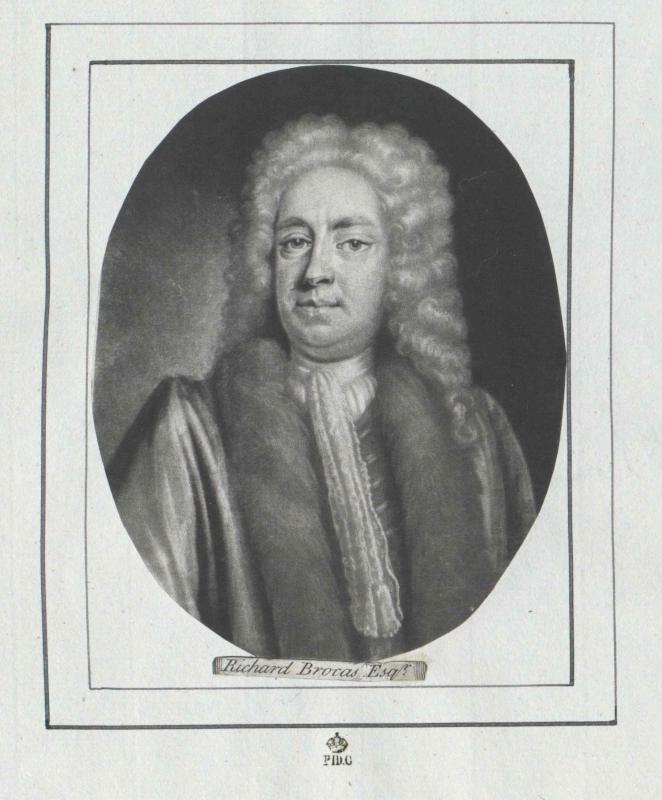 Brocas, Sir Richard