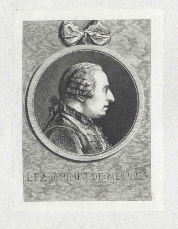 Brunet de Neuilly, Jean François André Comte de