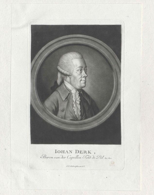 Capellen, Johan Derk van der