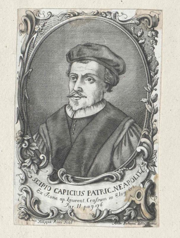 Capece, Scipione