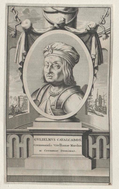 Cavalcabò, Guglielmo