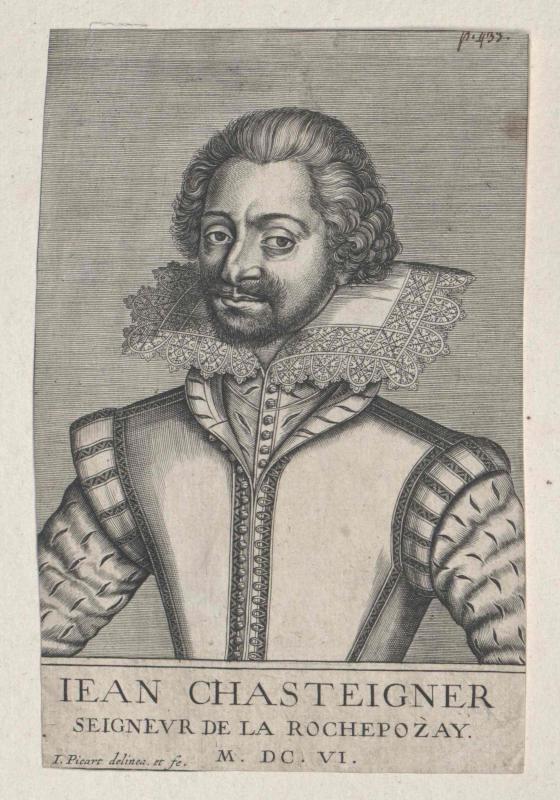Chasteigner, Seigneur de La Roche Pozay, Jean