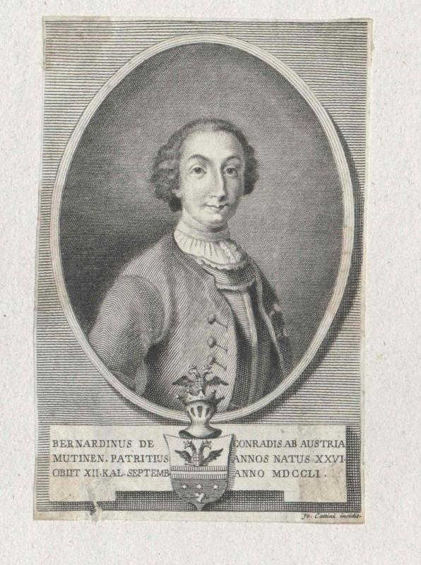 Conradi, Bernardino de'