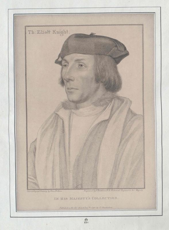 Elyot, Sir Thomas