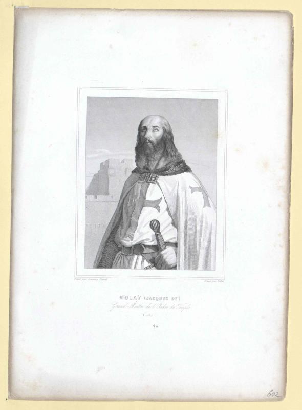 Molay, Jacques de