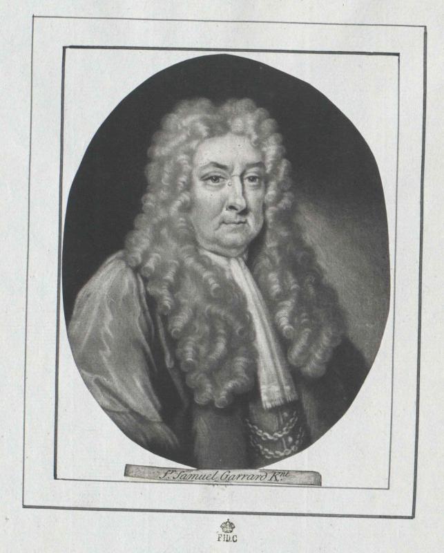 Garrard, Sir Thomas