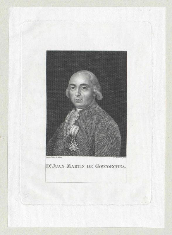 Goicoechea, Juan Martín de
