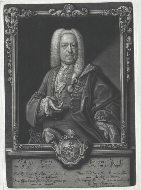 Greiff, Johann Christoph von