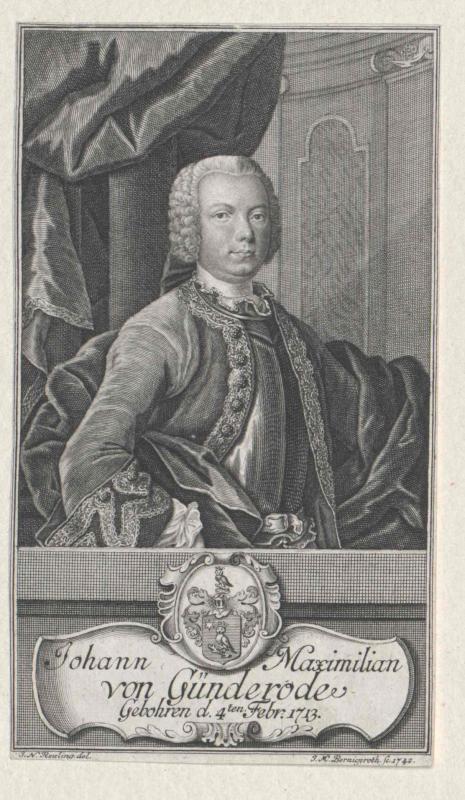 Günderrode, Johann Maximilian von