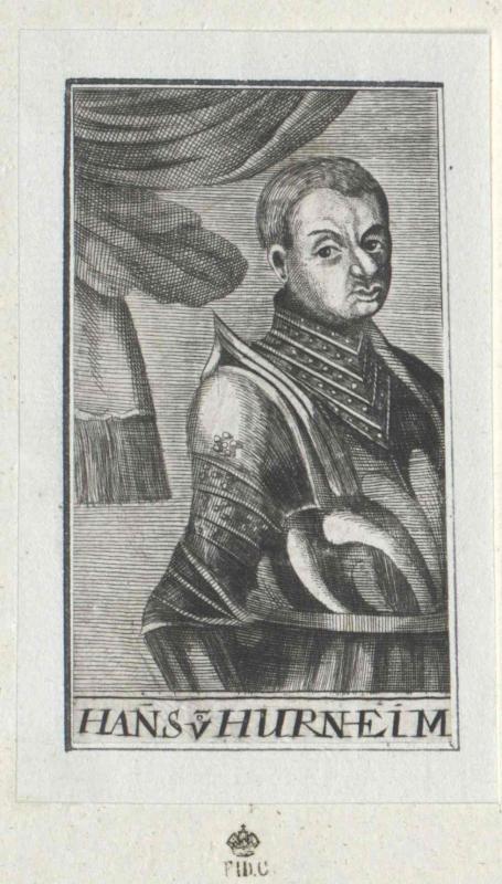 Hürnheim, Hans von