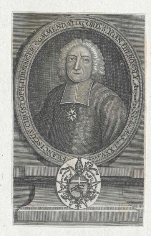 Hirsinger, Franz Christoph