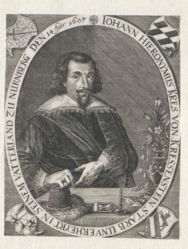 Kress von Kressenstein, Johann Hieronymus