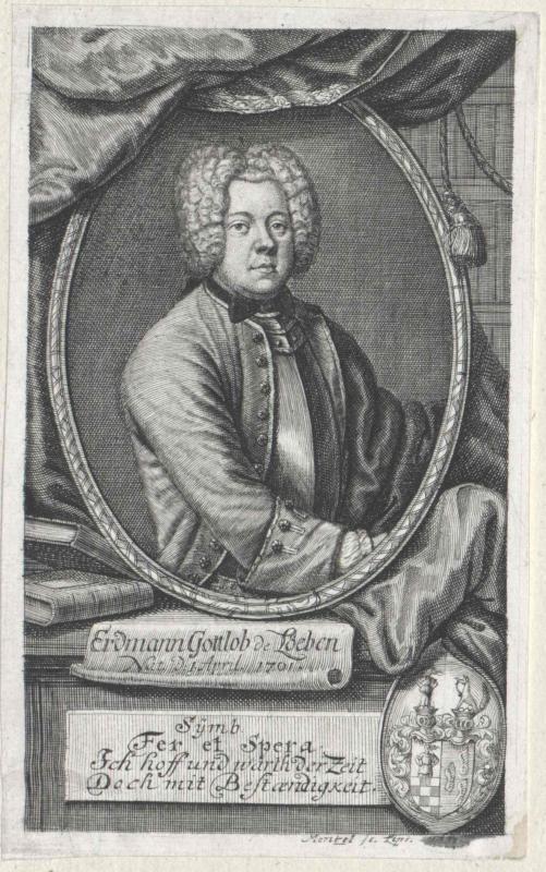Loeben, Erdmann Gottlob von