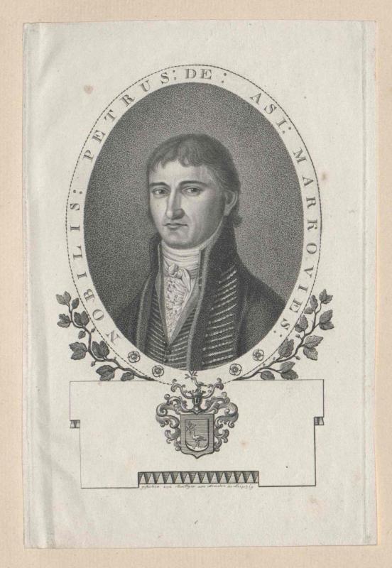 Asi-Markovics, Peter