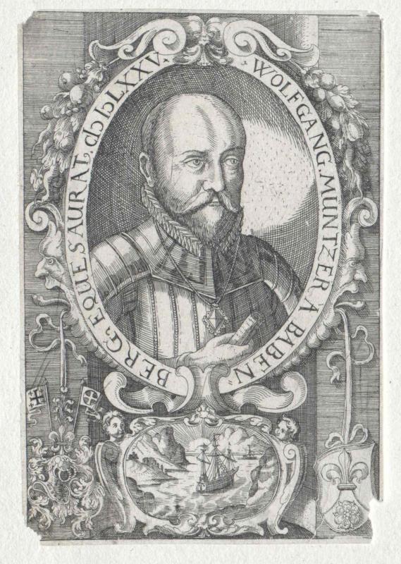 Münzer von Babenberg, Wolfgang