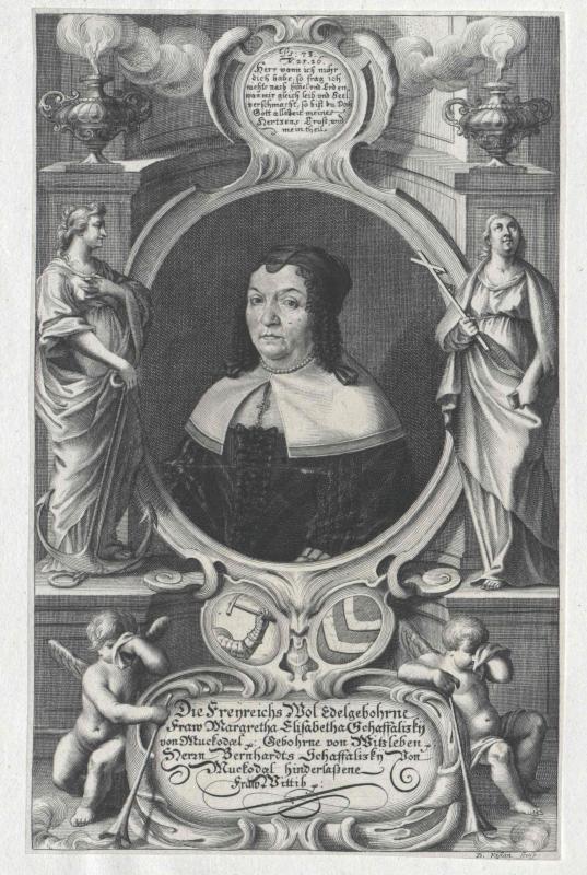 Witzleben, Margarete Elisabeth von