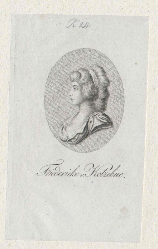 Essen, Friederike Julie Dorothea von