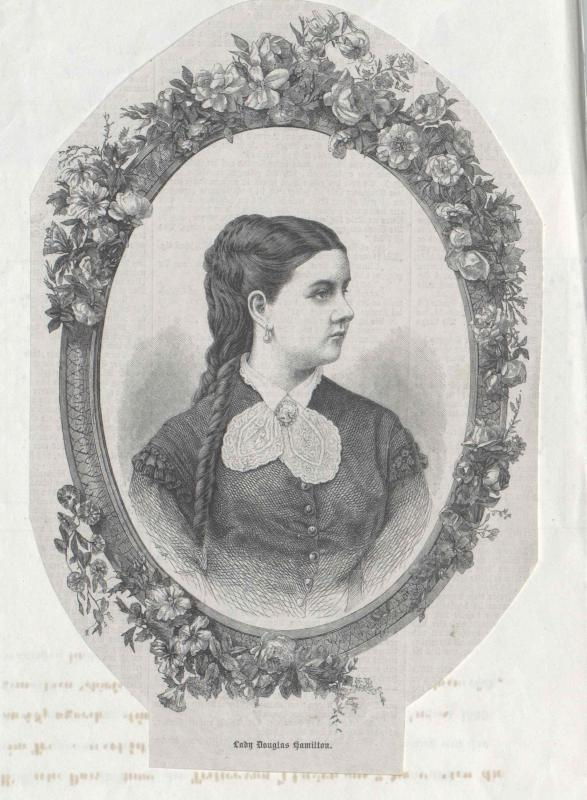 Hamilton-Douglas, Lady Mary Victoria