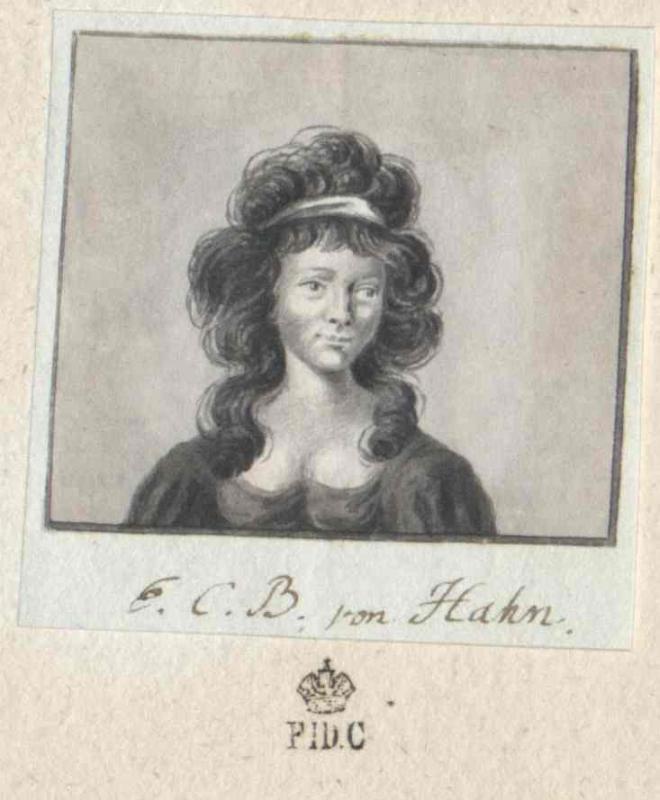 Hahn, E. C. B. von