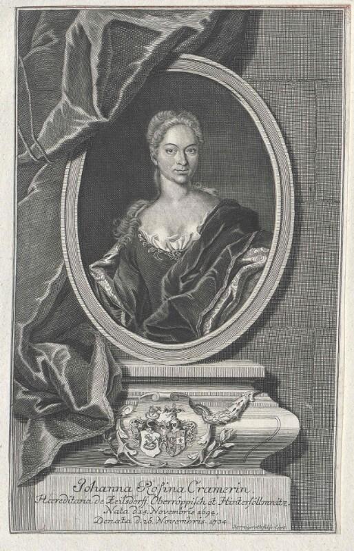Cramer, Johanna Rosina
