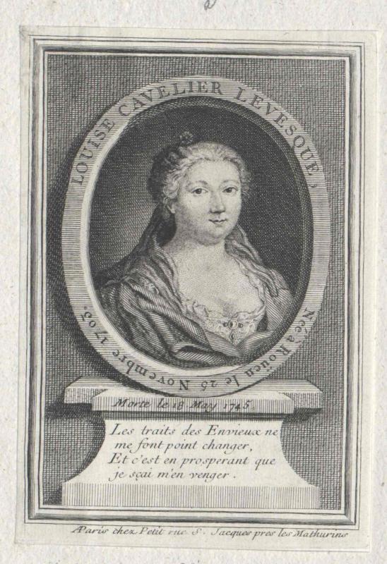 L'Evesque, Louise