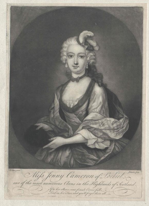Cameron of Lochiel, Jenny