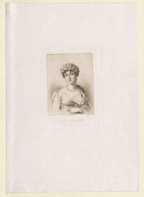 Cabarrus, Thérèse de