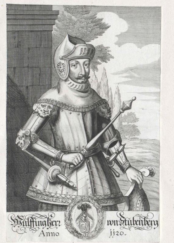 Stubenberg, Wulfing von