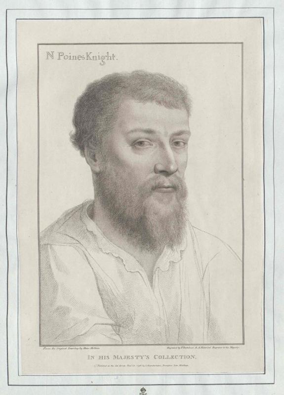 Poyntz, Sir Nicholas