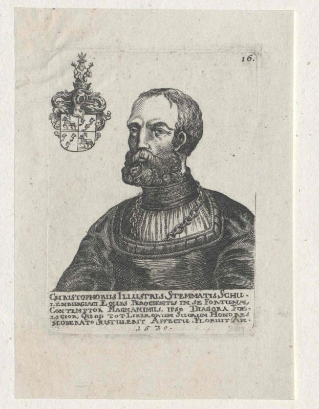 Schulenburg, Christoph von der