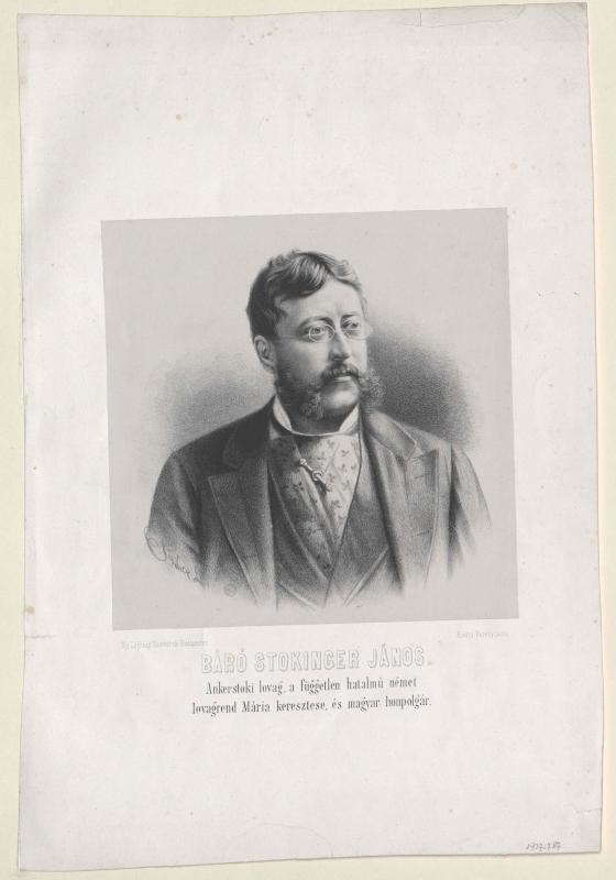 Stockinger von Anckerstock, Hans Ferdinand