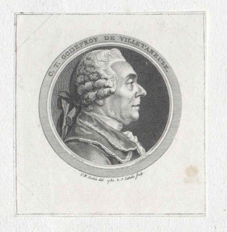 Godefroy de Villetaneuse, Charles Théodore