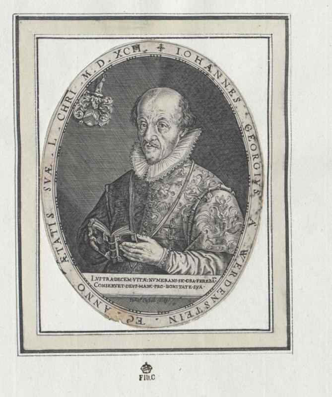 Werdenstein, Johann Georg von