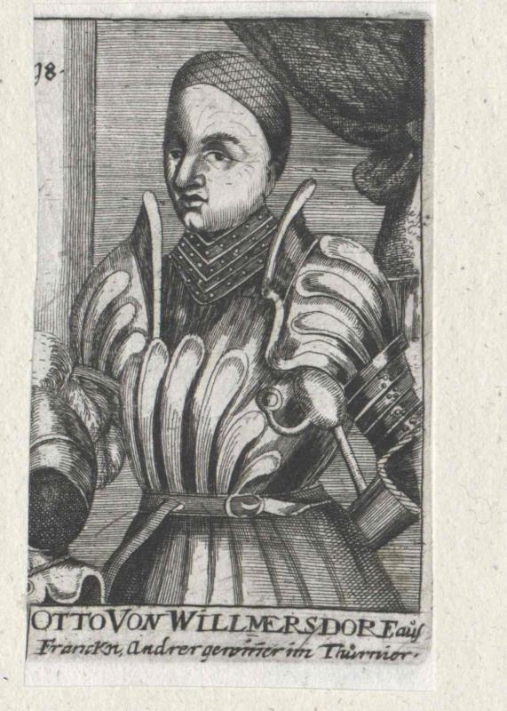 Willmersdorf, Otto von