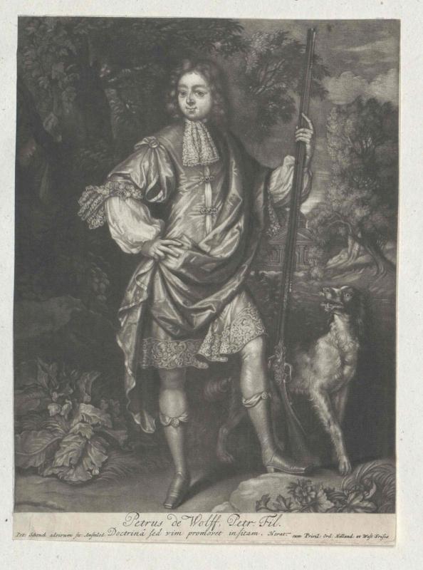 Wolff, Pieter de