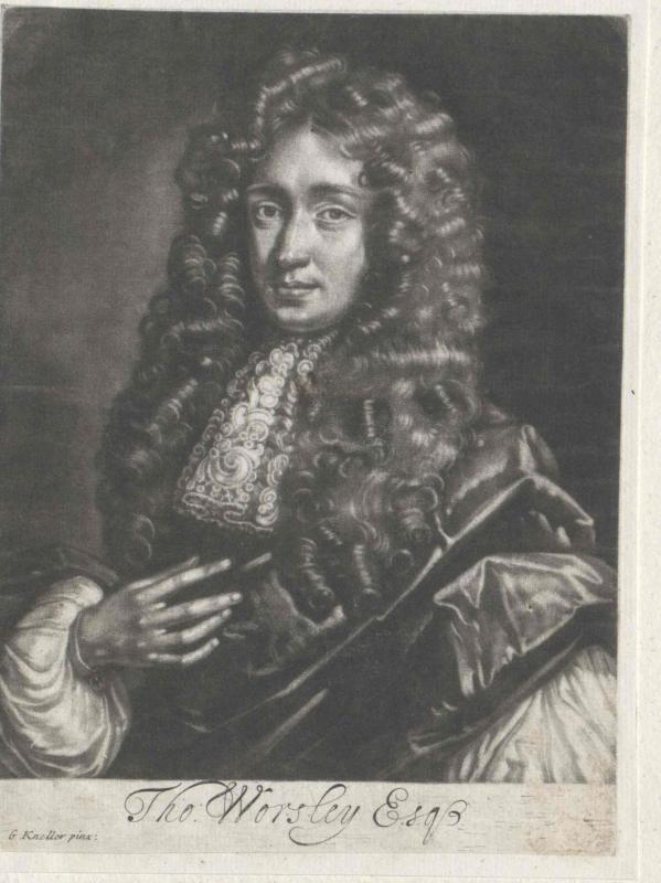 Worsley, Thomas