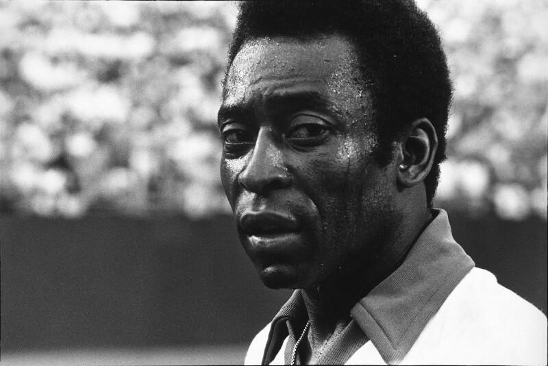 Bildnis Pelé