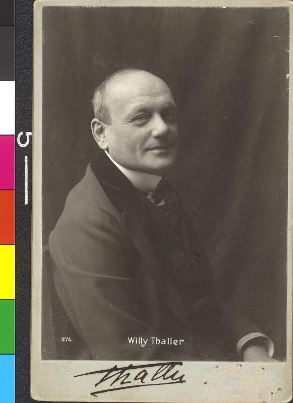 Willi Thaller